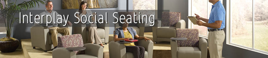 Interplay Social Seating