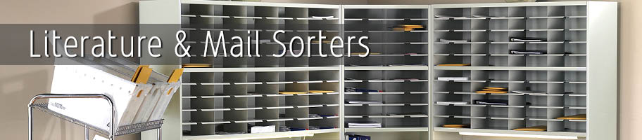 Literature & Mail Sorters