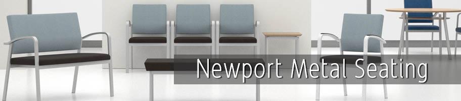 Newport Metal Seating