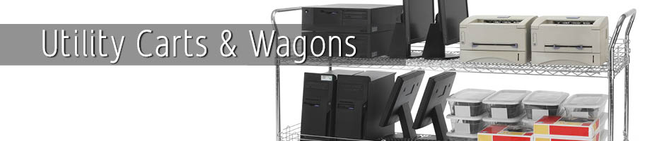 Utility Carts & Wagons