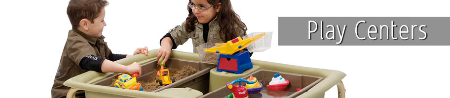 Early Childhood Furniture Play Centers