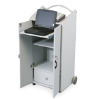 Laptop Presentation Carts