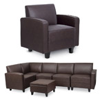 Boss Reception Sectional Seating